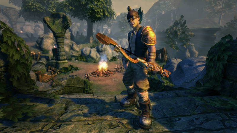 Illustration for article titled Fable Anniversary Launches February 4 With Free Day-One DLC