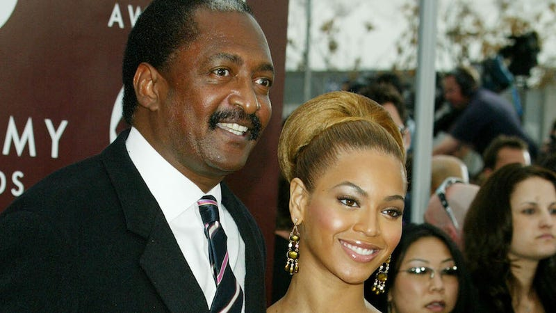 Illustration for article titled Mathew Knowles on Beyoncé: 'I Have Never in My Life Hit My Daughter'