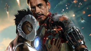 Illustration for article titled An Iron Man 3 Poster You Will Never Forget
