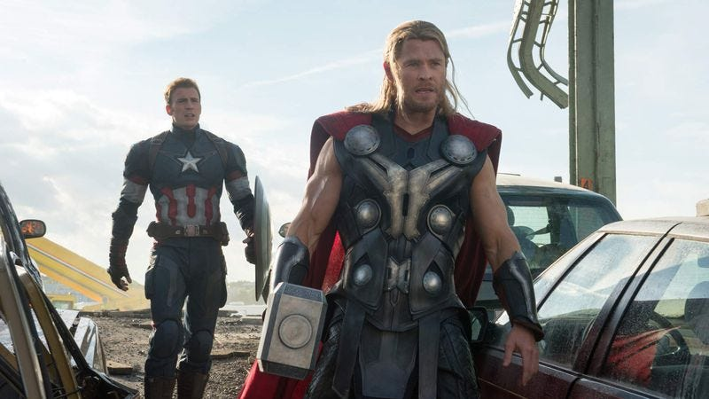 Avengers: Age Of Ultron (Photo: Marvel)