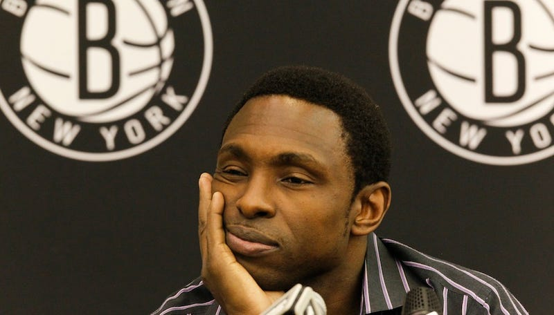 Illustration for article titled Avery Johnson Was A Dead Man Walking Even As He Accepted His Coach Of The Month Award