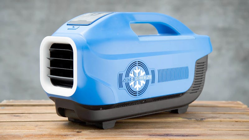 Illustration for article titled Climate Change Is Making This Portable Air Conditioner a Must-Have Summer Accessory