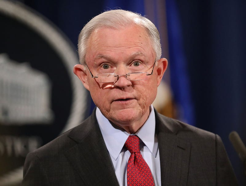 Illustration for article titled Sessions Argues Justice Department Will Not Be Swayed By Political Considerations Outside Private Prison Lobbyists, Wall Street Donors, Anti-LGBT Christian Activists