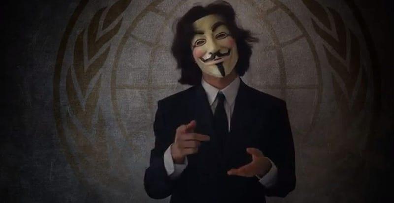 Illustration for article titled Anonymous recurre al crowdfunding para crear su propia web de noticias