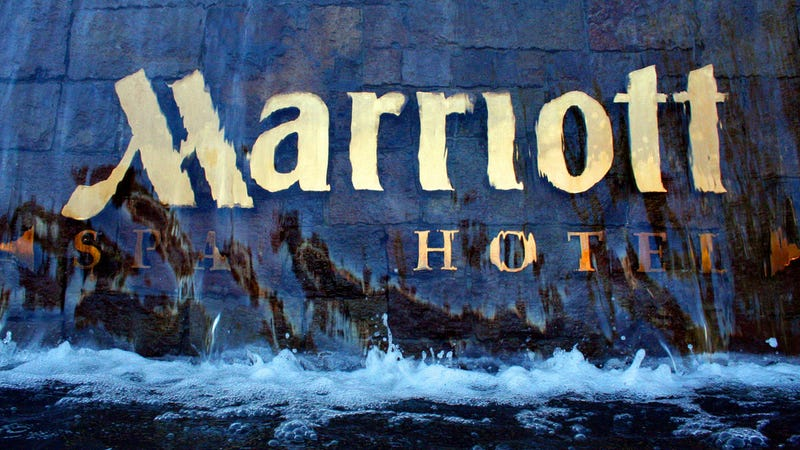 Illustration for article titled Marriott Is Already Getting Sued Over Huge Data Breach