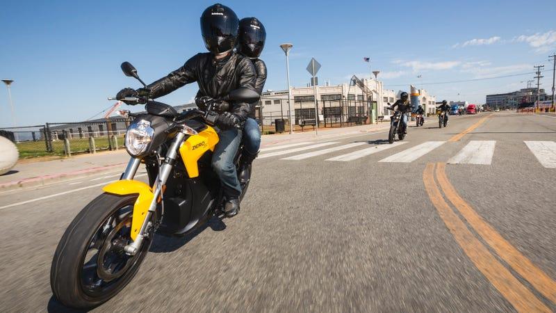 Photo via Zero Motorcycles