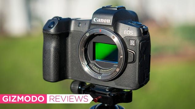 Canon EOS R Review: Beautiful Photos, But Mistakes Were Made