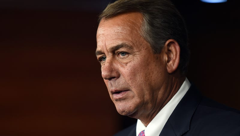 Illustration for article titled Boehner Resignation Leaves Massive Leadership Vacuum In Congress Intact