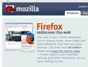 Illustration for article titled Special:  Top Ten Reasons to Switch to Firefox