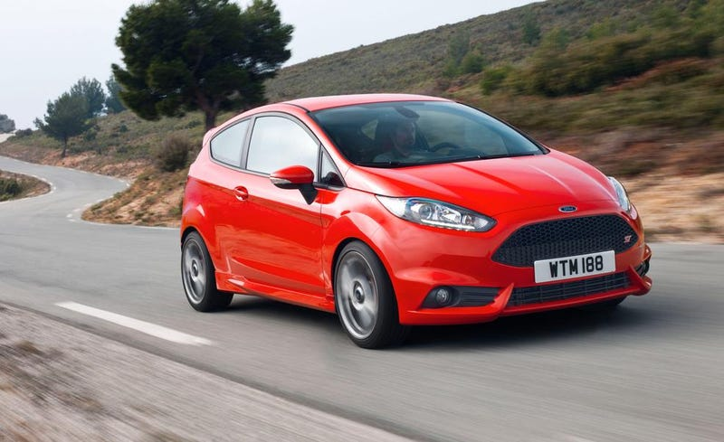 Illustration for article titled Fiesta ST Test Drive