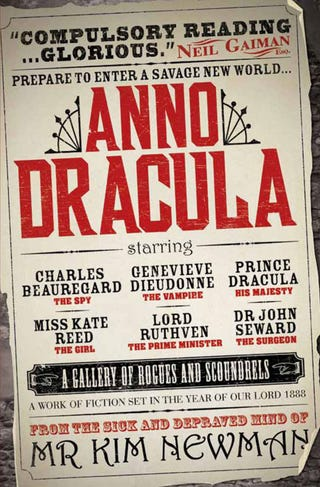 """Illustration for article titled What if Dracula won? The secret inspirations behind """"Anno Dracula"""""""