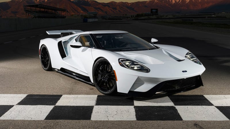 The  Ford Gt Image Ford