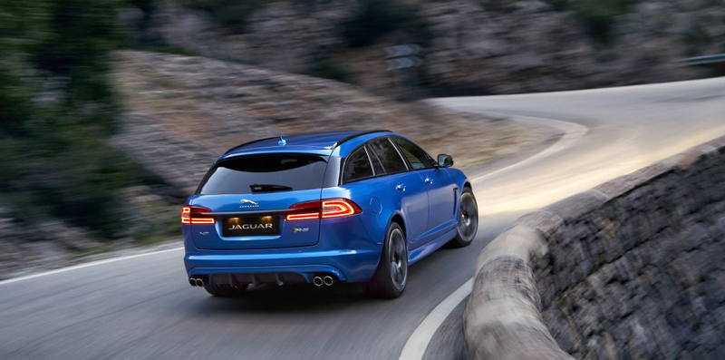 Illustration for article titled Friendly reminder that the XFR-S Sportbrake exists