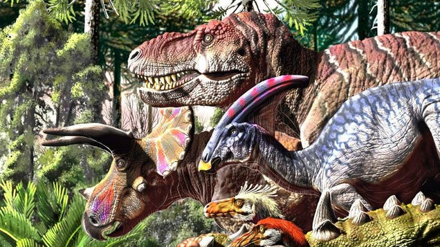 Dinosaurs Were Already in Big Trouble Before the Asteroid, More Evidence Suggests