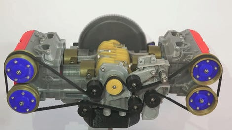 Jzykoeddzxypm So Dbd on Subaru Boxer Cylinder Head