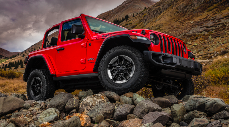 Cheapest Version of 2018 Jeep Wrangler Reportedly: $26195