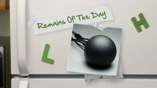 Illustration for article titled Remains of the Day: Nexus Q Gets Netflix, Other Tweaks Thanks to Hackers
