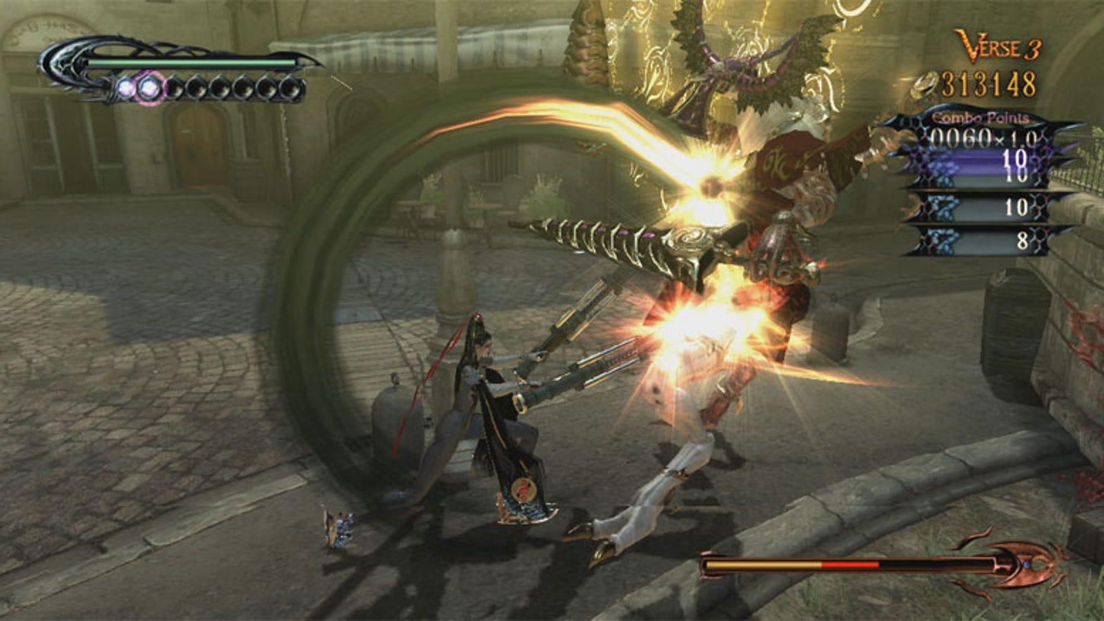 Sega: Yes, Bayonetta Will Be Region Locked