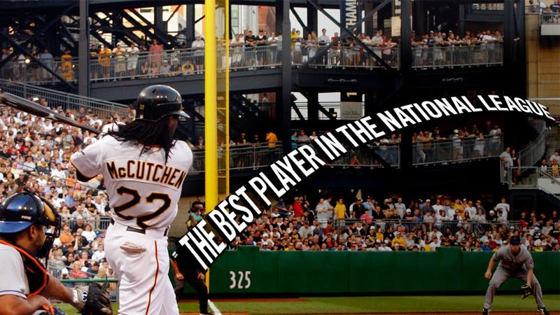 Illustration for article titled How Andrew McCutchen Became A Star And Redeemed Two Decades Of Pittsburgh Jagoffery