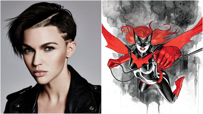 Illustration for article titled Ruby Rose is The CW's Batwoman