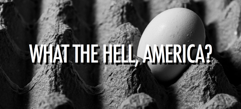 Americans – why do you keep refrigerating your eggs?
