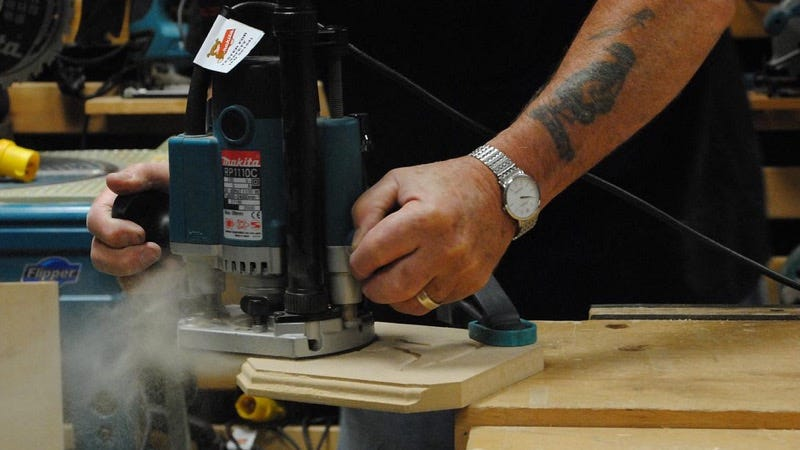 Tool School The Ever Adaptable Woodworking Router
