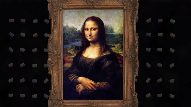 How The Mona Lisa Became So Overrated (Screenshot: YouTube)
