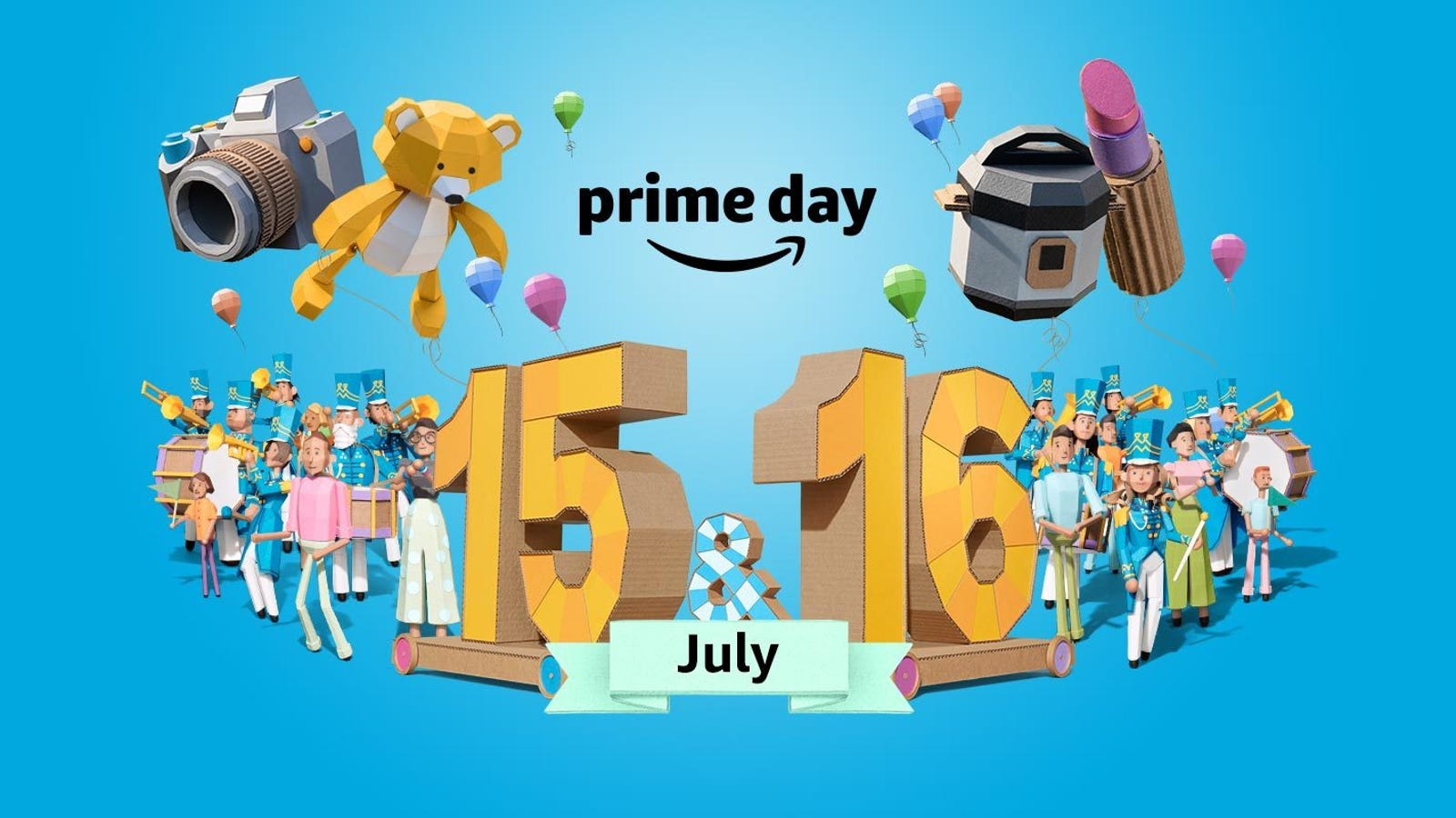 Amazon Prime Day 2019 Is July 15-16Amazon Prime Day