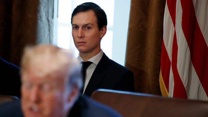 Jared Kushner, image via the AP.