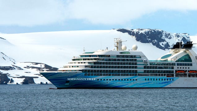 Norwegian Cruise Line Introduces 'Now Or Never' Tour Of The Arctic