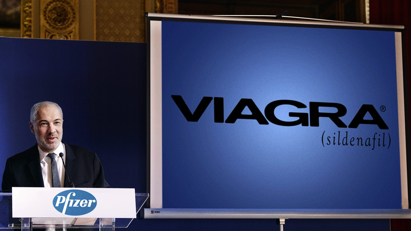 Viagra Announces Real Medicine That Gave Customers Erections Was Confidence All Along