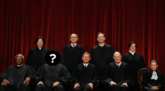 Who Will Replace Antonin Scalia?