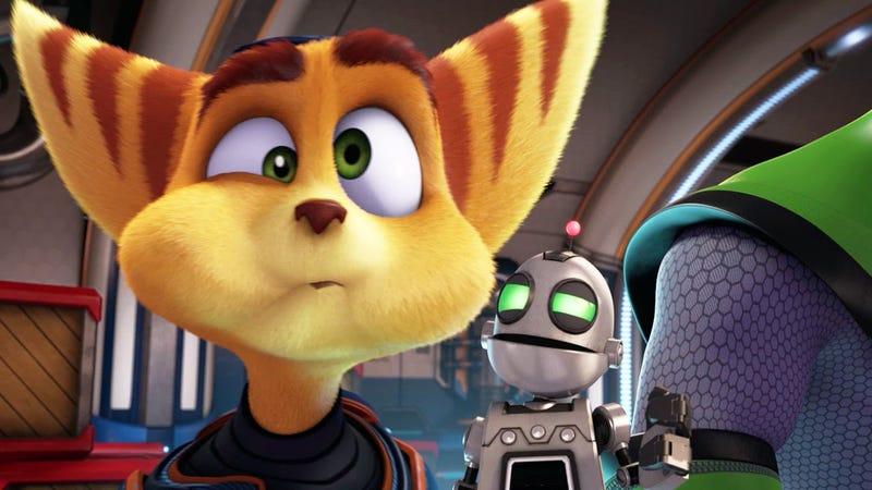 Illustration for article titled Ratchet & Clank Will Keep Your Kids Distracted, and You Won't Claw Your Face Off