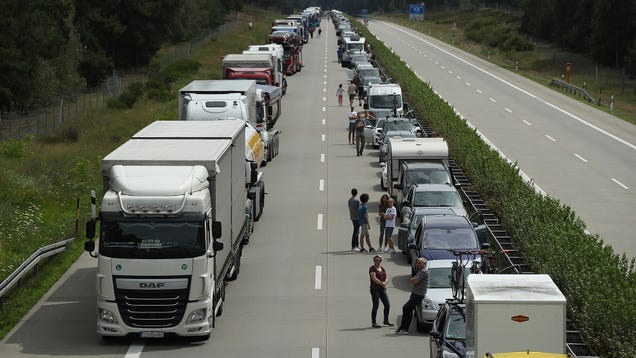 7f2e141c63a8 The debate over ending the de-restricted sections of Germany s Autobahn  highways is a lot like the gun debate here in America. A new fight between  climate ...