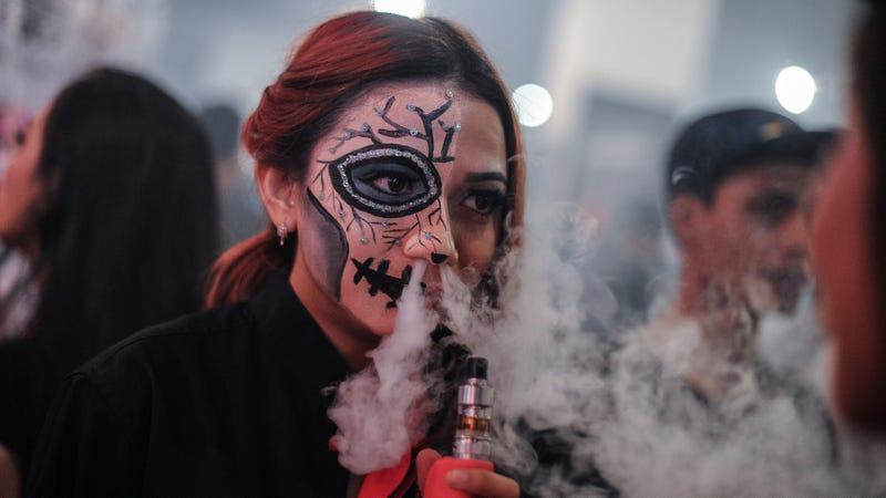 Liquid Smoke Hard To Handle Let Me Down Easy