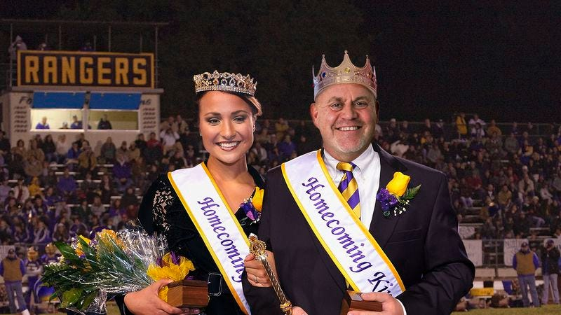 Illustration for article titled High School Elects Gay 45-Year-Old Homecoming King For First Time In School History