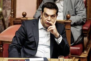 Illustration for article titled Görögországsimán csődbe meheta jövő héten