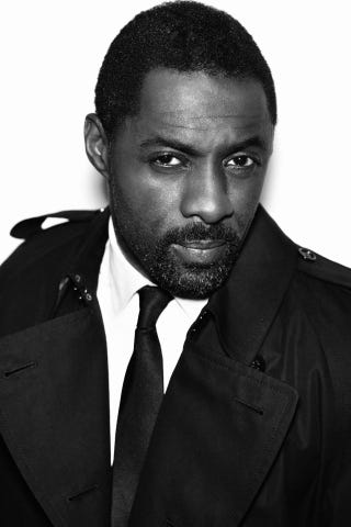 Illustration for article titled Idris Elba May Be Having a Baby...and It's Not With ANY  of Us. =(