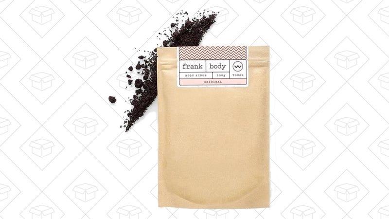 frank body Original Coffee Scrub, $20