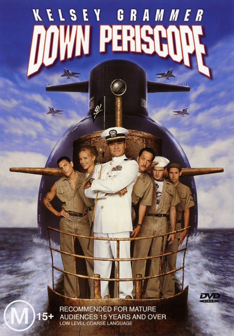 Illustration for article titled Down Periscope is on Netflix UK...