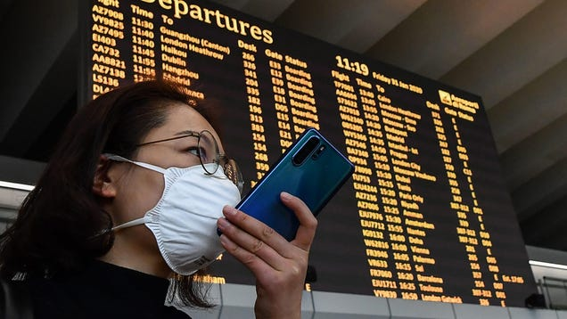 Delta, American, and United Cancel All Flights To and From China for Months as Coronavirus Death Toll Hits 213 [Updated]