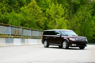 Illustration for article titled 2009 Ford Flex, First Drive