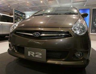 Illustration for article titled More Japanese-Market Goodness: Subaru R2