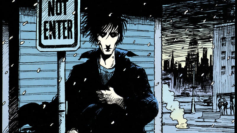 Illustration for article titled The Sandman is Coming to Netflix