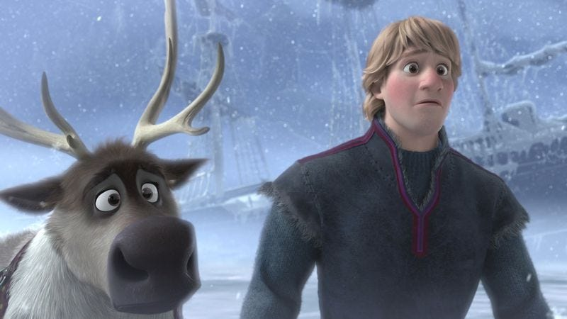 Illustration for article titled Frozen is hurting boys' self-esteem, Fox host who has only seen one movie says