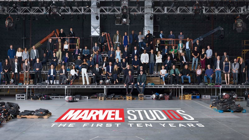 Image result for entire marvel cinematic universe cast picture