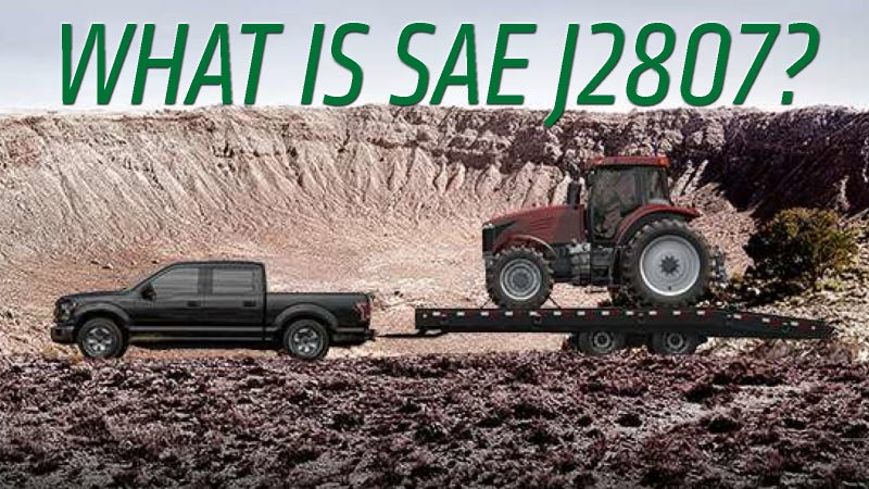 Illustration for article titled What Is SAE J2807? What Does It Really Mean For Your Pickup Truck?