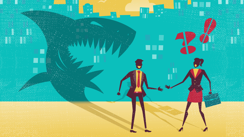 Illustration for article titled Four Red Flags to Watch Out for in Job Interviews