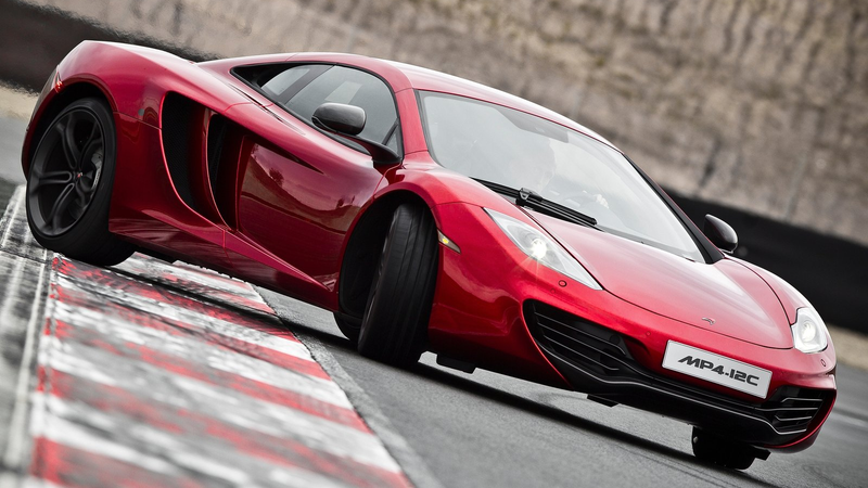Prepare Your Bank Account Because The Mclaren Mp4 12c Is Now Stupid