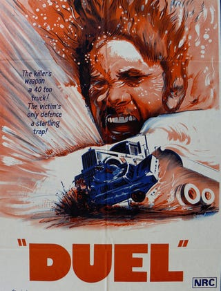 Illustration for article titled What's The Greatest Automotive Duel Of All Time?